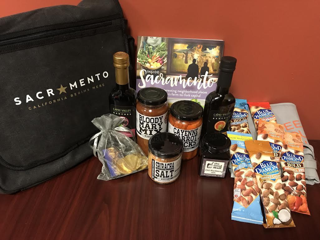 Sacramento Gift Bag