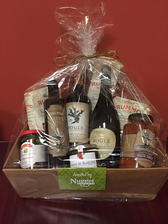 Nugget Markets Gift Basket