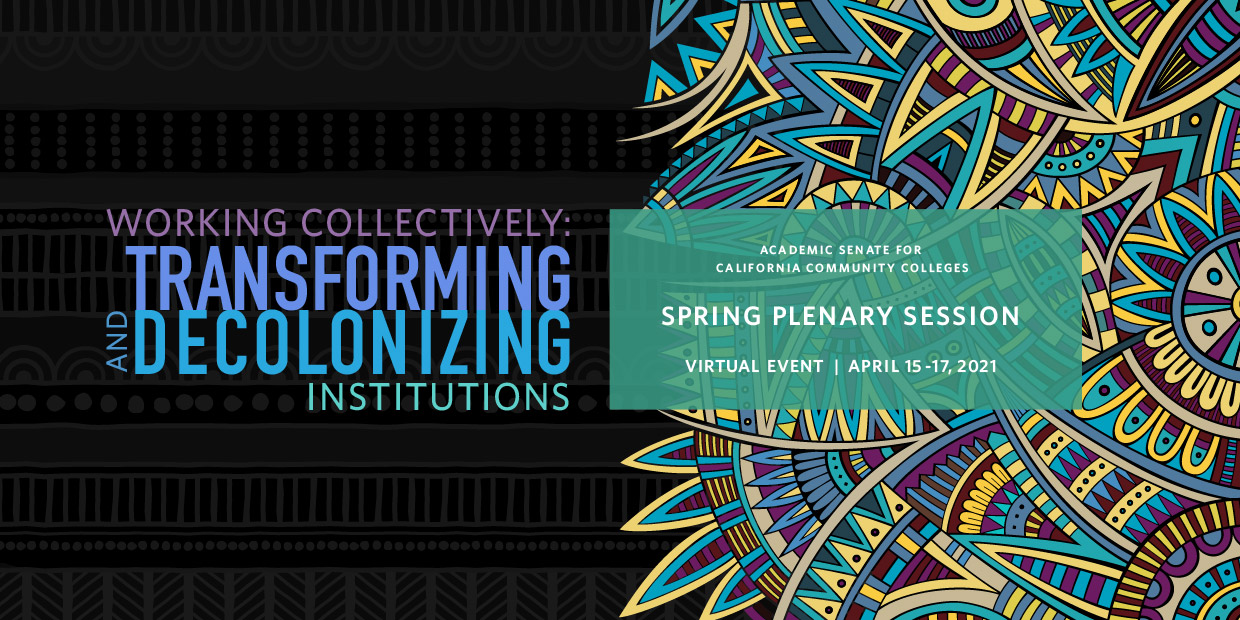 Spring Plenary Session 2021